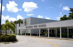 Hallandale High